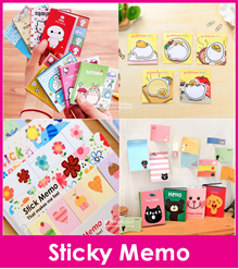Post IT Note Sticky Memo Pad Teachers Day Children Day Stickers Goodie Bag Christmas Gift Birthday