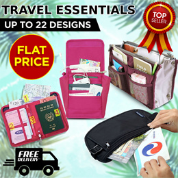 10.10 SPECIAL!★Flat Price ★Travel Essentials Luggage Organizer*ORGANISER★ Pouch★Bag in Bag