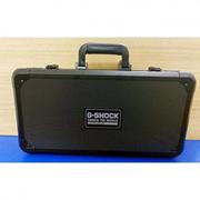 Premium Aluminium Watch Box Storage Box G-Shock Antishock With Lock And Gift