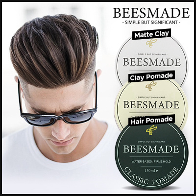 BEESMADE Hair Pomade | Clay Pomade | Matte Clay Deals for only S$20 instead of S$20
