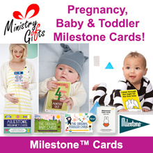 ♥Gift Ideas♥[ Milestone™ ] Pregnancy Baby and Toddler Cards (Authentic)♥MinistryOfGifts♥