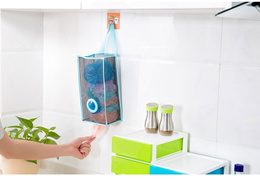 Plastic Bags Organiser / Garbage Bags Holder / Kitchen Organizer