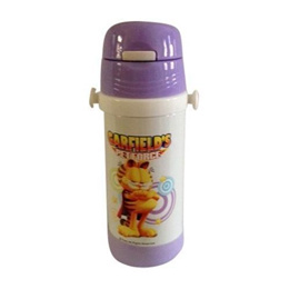 [From.USA]Thermos water bottle for Kids (Purple) B01ENKCGNQ(Free shipping)