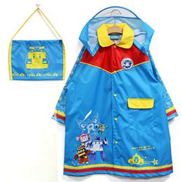 ★Robocar Poli★ Poli Kids Raincoat