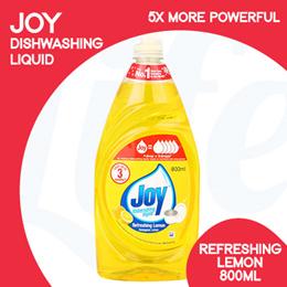 [PnG] JOY Dishwashing Liquid- Refreshing Lemon 800ml