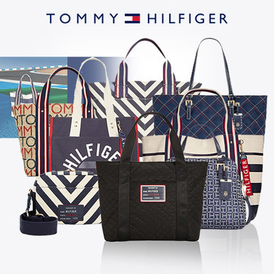 9b4705059 [Tommy Hilfiger] department store 15 Type Canvas tote bag