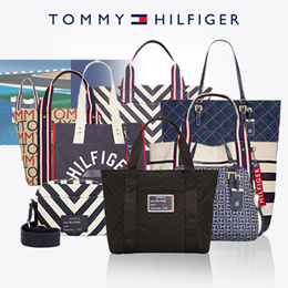 [Tommy Hilfiger]  department store 15 Type Canvas tote bag