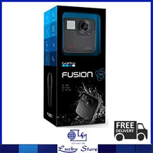 PRE-ORDER: GOPRO FUSION 360 ACTION CAMERA * STOCKS AVAILABLE IN APRIL * 1 YEAR LOCAL AGENT WARRANTY