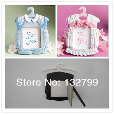 2dcc37939584 Qoo10 - Cute Baby Theme Resin Photo Frame Wedding Favor Bridal Baby ...
