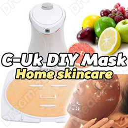 C-UK QW213A DIY Collagen  Fruit Vegetable Facial Skin Care Beauty/Gel Mask maker/Fruit DIY Mask
