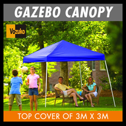 Gazebo Canopy tent in 3x3M for Outdoor Commercial/ School /Beach/ Heavy Duty/many color