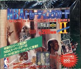 アッパーデック NBAトレーディングカード  94-95シーズン【日本語版】 SERIES2 1BOX