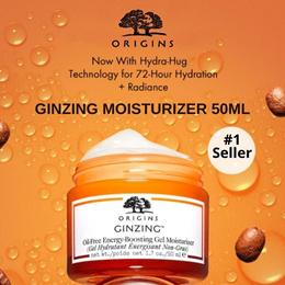 [#1 Seller] Origins Ginzing Energy Boosting Oil-Free Gel Moisturizer 30ml x 2 - SHICARA