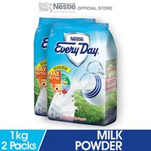 NESTLE EVERYDAY Milk Powder Soft Pack 1kg x2 packs