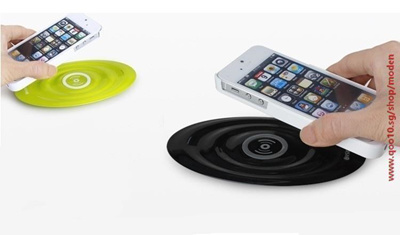 Ultra-thin Wireless Charging Transmitter QI Wireless Charger For Qi Enable  Devices