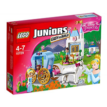 LEGO Junior Cinderellas carriage 10729 (116 Pieces)