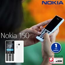 NOKIA 150 - 1 Year Warranty