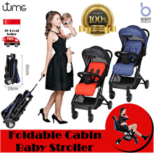 👶Baby Stroller♥Portable Baby Stroller♥Foldable Baby Stroller♥Cushion Stroller♥Diaper Bag 🍼