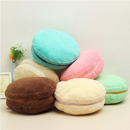 Macaron Cushion Available in 6 Colours