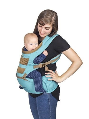 2b71f2a3098 Qoo10 - TOP  1 BABY CARRIER with HIP SEAT