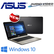 NEW ASUS X441N / INTEL N3350 /4GB RAM  500GB HDD/14 / WINDOW 10 / 1 YEAR WARRANTY