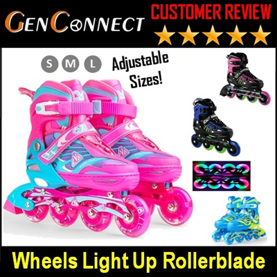 095c7e5972  KIDS TO ADULT SIZES  Inline Skates Roller Blade Roller blades Rollerblade  skate skating for