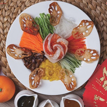 Chinese New Year Special from $28.80 Yusheng Set - While Stock Last