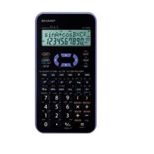 Sharp EL-509X-VL Scientific Calculator EL509X Violet /GENUINE