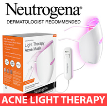 *FANTASTIC - WORLD 1ST LIGHT MASK* Neutrogena Anti-Acne Light Therapy /Reduce Inflammation /Pimples