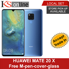 Huawei Mate 20 X + Free M-pen and Orginal Cover