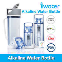 [Made in Korea] i-Water Alkaline water ionizer Bottle ★ BPA Free ★ Water Purifier ★LPGA BOTTLE