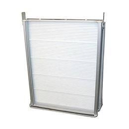 토요토미 창문형 에어컨 연장틀 TIW-PT6 창문간단설치 창문용에어컨 140~192cm 대응