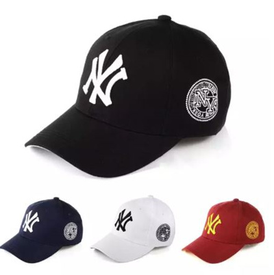 f5d1ceaf4a8f3 Mens Womens Baseball Cap Hip-Hop Hat Adjustable NY Snapback Sport Unisex   Free Delivery