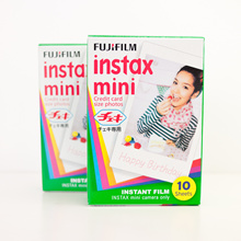 [Fujifilm] Instax Mini Film Plain 60pcs