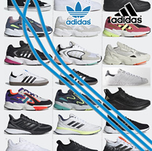 ADIDAS 48type running shoes / sneaker / 100% authentic / Qoo10 SuperSale