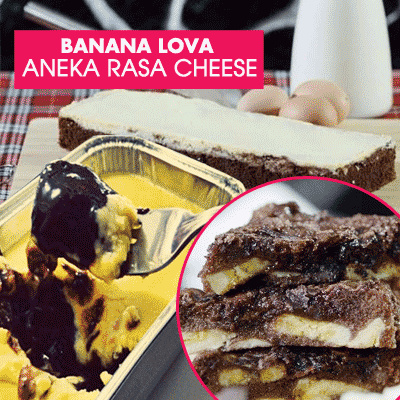 Banana Lova Deals for only Rp58.500 instead of Rp58.500