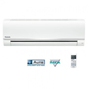 Panasonic CS/CU-PV9TKH 1.0hp AIRCOND Non-Inverter Air Conditioner (CS-PV9TKH-1) (CU-PV9TKH-1)