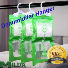 1+1+1 Hanging Dehumidifier!! Cheapest / Convenient than thirsty hippo/Just Hang Anywhere