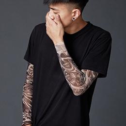 2018 new Tattoo arm sleeves/Sunscreen/Breathable/ice arm sleeve