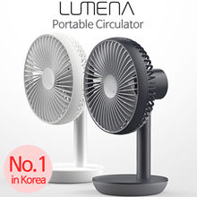 LUMENA N9-FAN Wireless STAND / Circulator / Portable USB Fan / STAND FAN