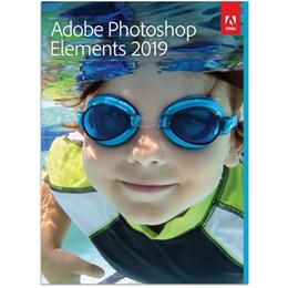 Adobe Photoshop Elements 19