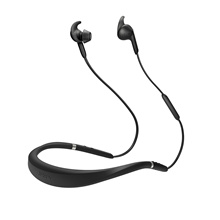 Jabra Elite 45 |65e Alexa Enabled Wireless Stereo Neckband with In-Ear Noise Cancellation