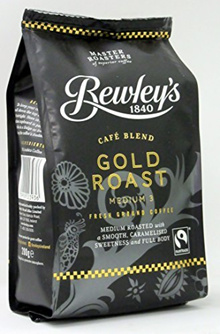 Bewley s Gold Roast Ground Coffee, 7 Ounce
