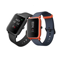 [Millet genuine] ★ gift protection film ★ Amazfit meter watch youth version / GPS / heart rate / notification