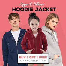 ** BUY 1 GET 1 FREE** ALL VARIOUS BASIC UNISEX JACKETS