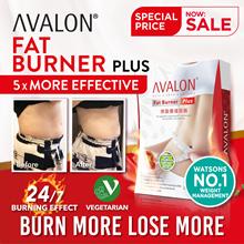 [BURN FATS STAYING HOME!] 2 Months Supply | AVALON Fat Burner Plus | Burn Fats 24/7