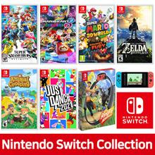 Nintendo Switch Game BEST 30 GAMES Collection ★ SUPER SMASH / POKEMON / MARIO / ZELDA / RING FIT