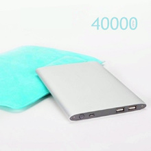 [FREE SHIPPING] Super High Capacity Ultra Slim 2X PTH Digital 40000mAh Portable Powerbank