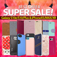 [Super Sale]★Galaxy S10e/S10/Plus/S9/S8/Note9/8/5/iPhone/XS/MAX/XR/8/7/6/J7Prime/A8/A9/2018/J2/Pro