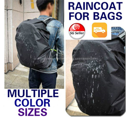 [SG LOCAL] RAINCOAT FOR BAGS